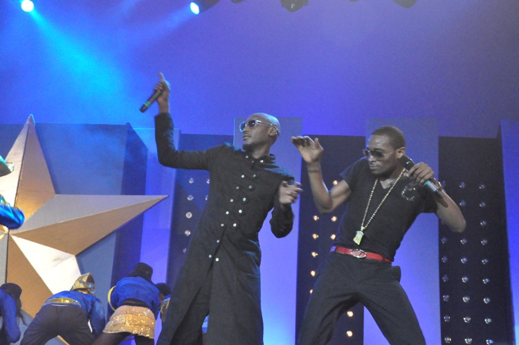 d'banj and 2face