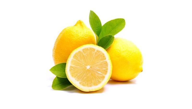 lemon for smooth skin