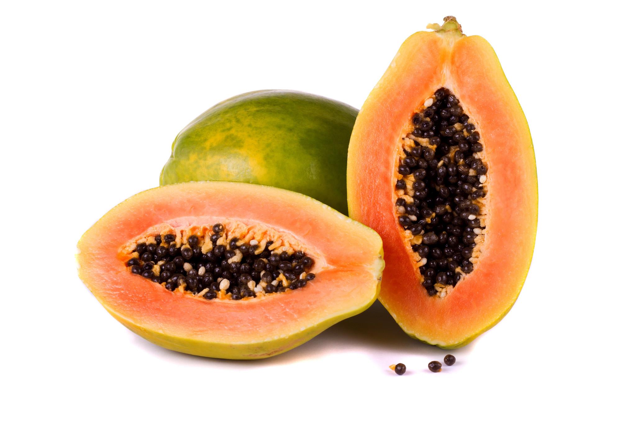 papaya for smooth skin