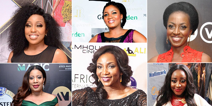 most successful actresses in Nigeria