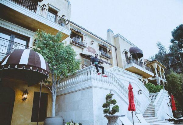 Wizkid mansion