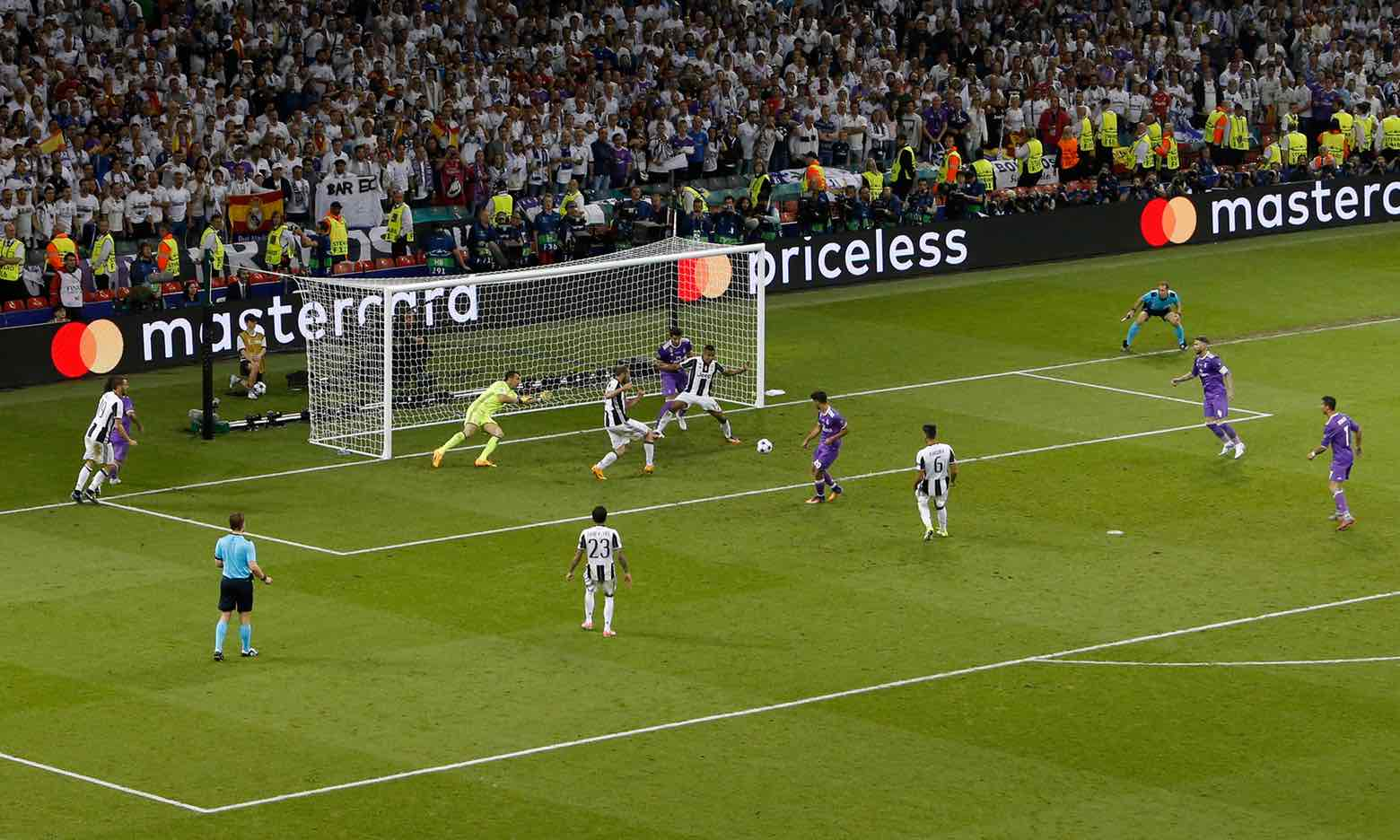 Real Madrid Wins the 2017 UEFA Champions League