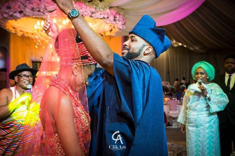 #BAAD2017 Adesuwa Etomi And Banky W's Traditional Wedding