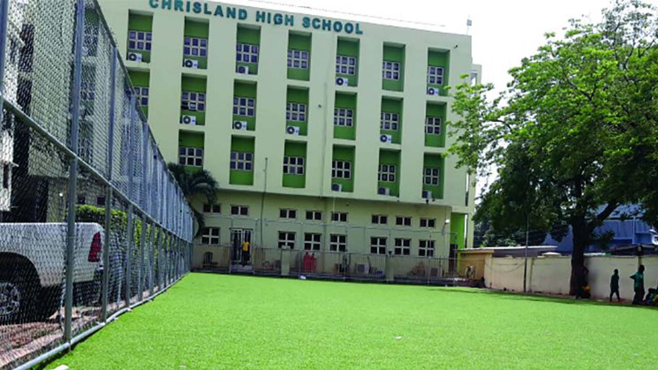 Nigerian Today - Chrisland School