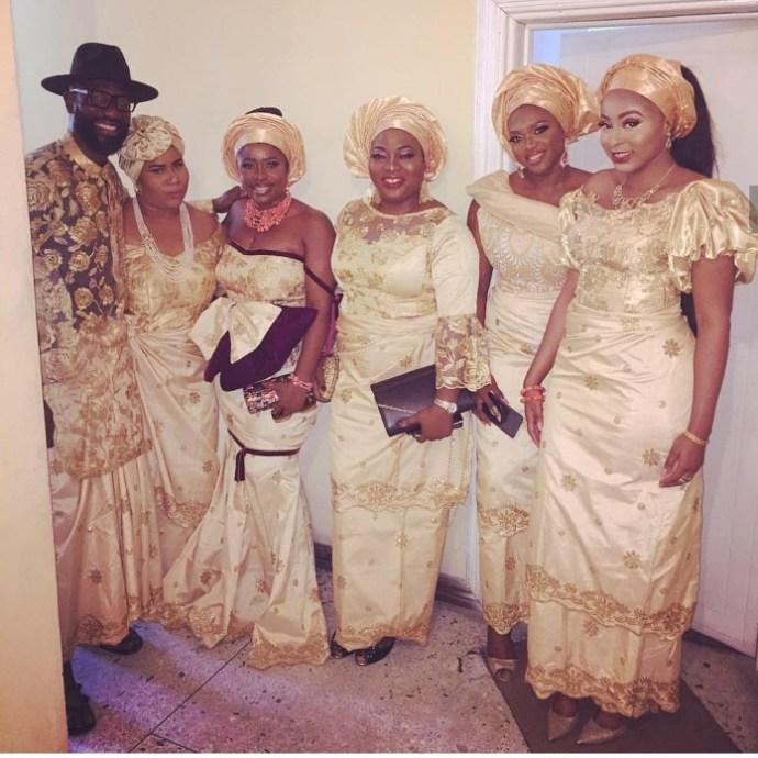 Omawumi's Traditional Wedding