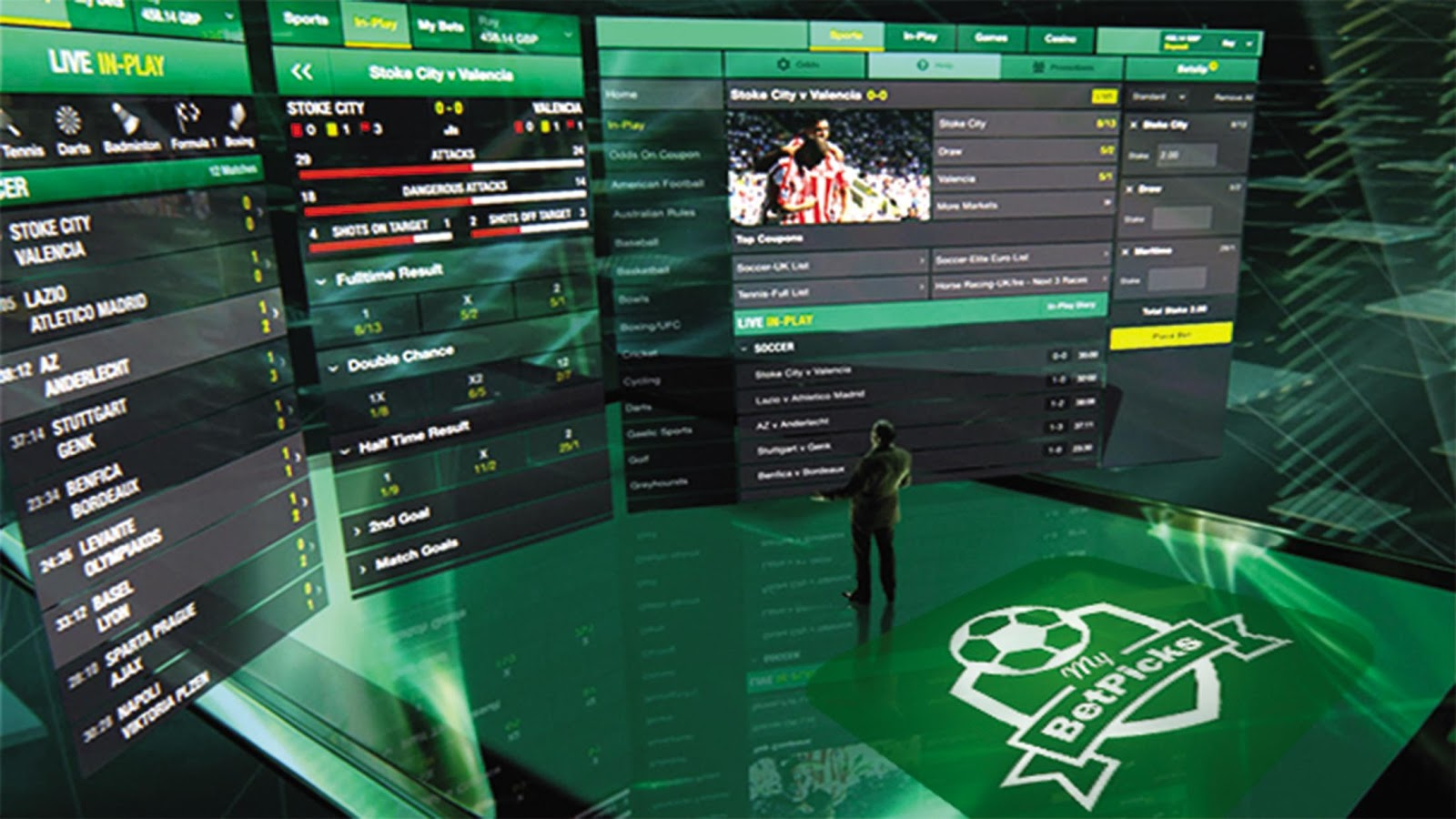 Nigerian Today - top football betting sites in Nigeria
