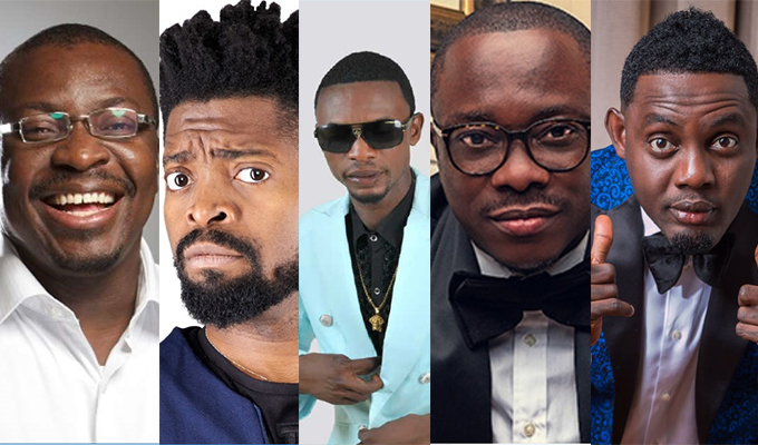 Nigerian Today - Funniest Nigerian Comedians