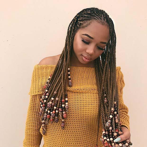 Beautiful Braids Hairstyles