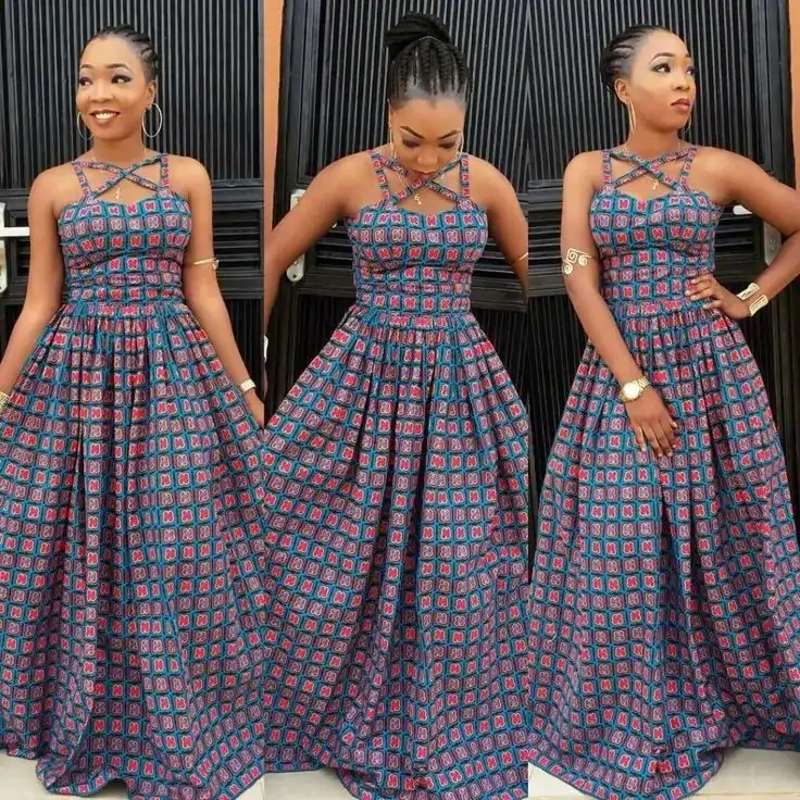 ankara styles and fashion