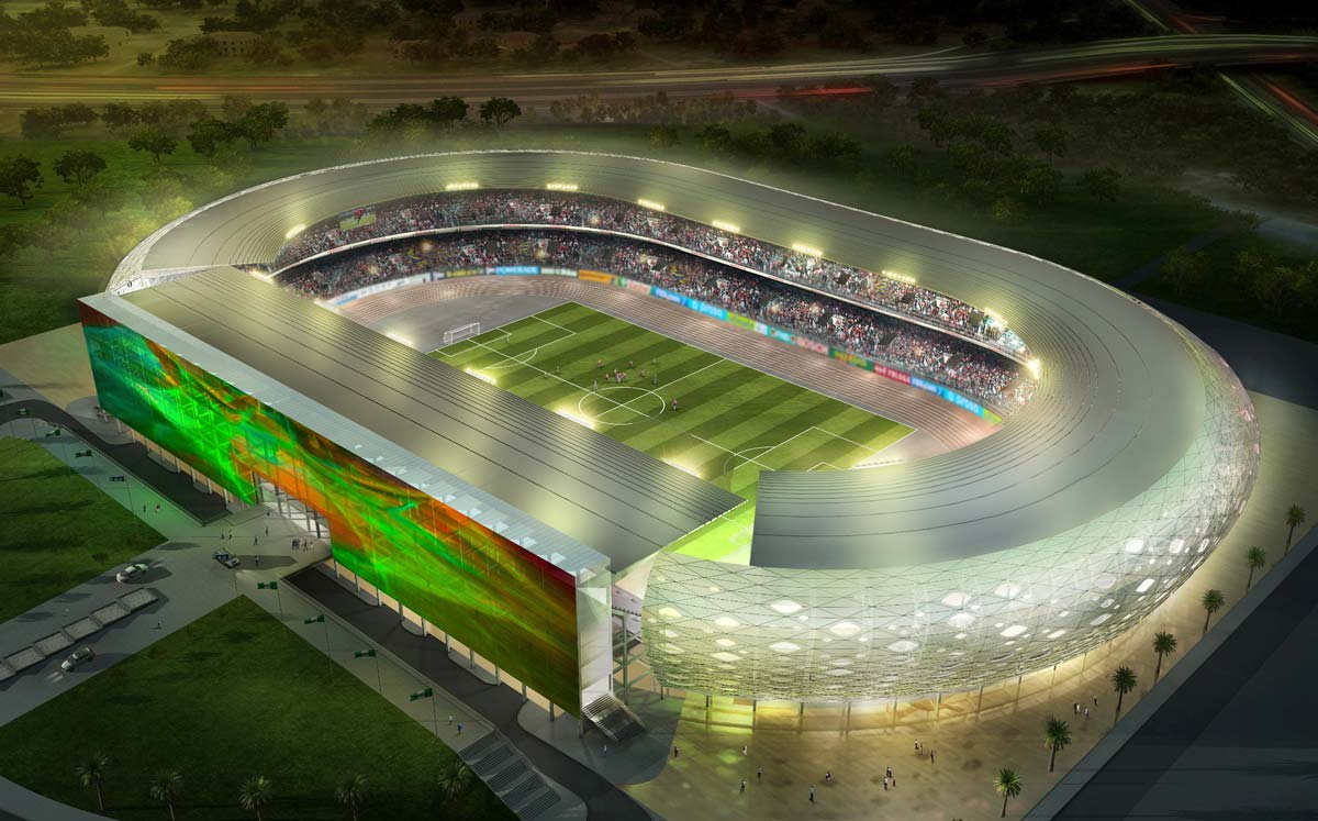 best stadiums in Nigeria