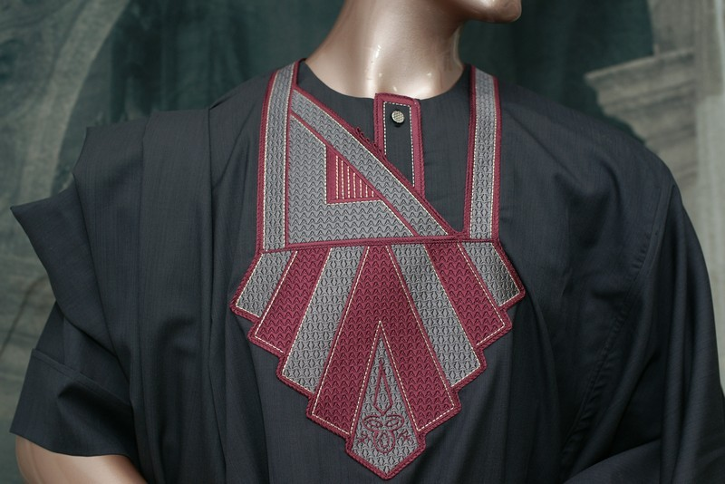 Agbada designs and styles