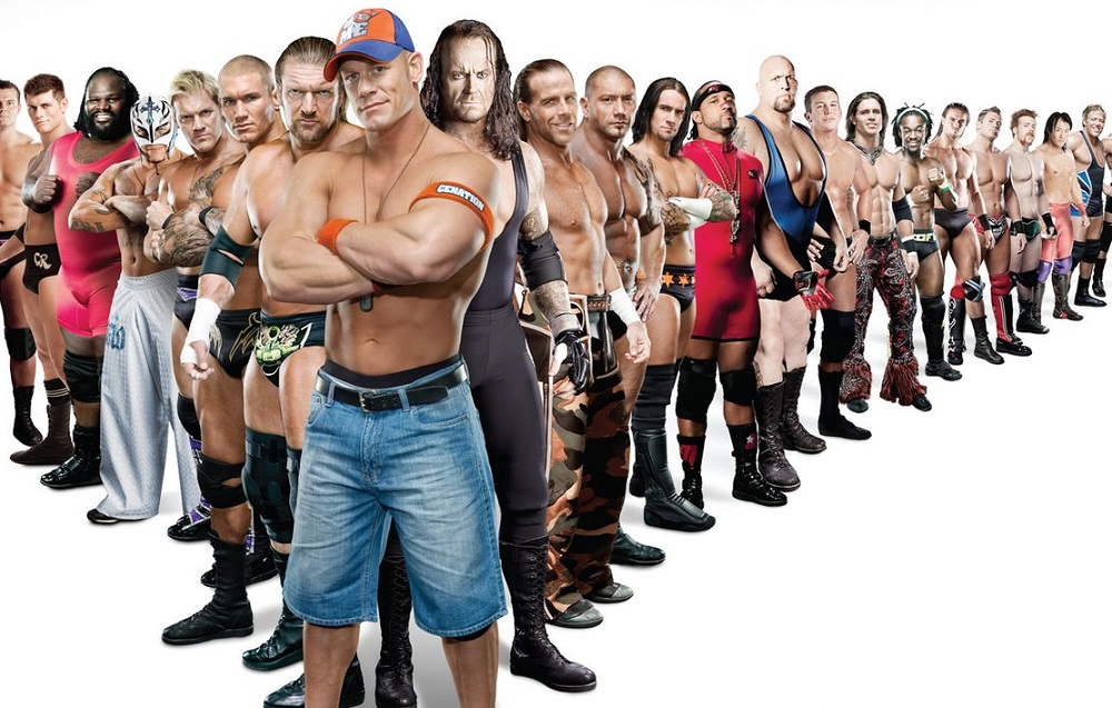 Highest paid WWE wrestlers
