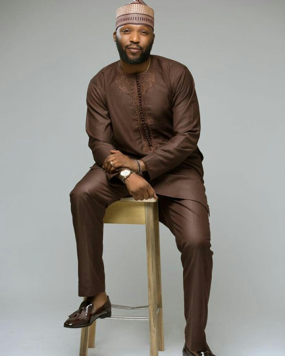 native styles for Nigerian men