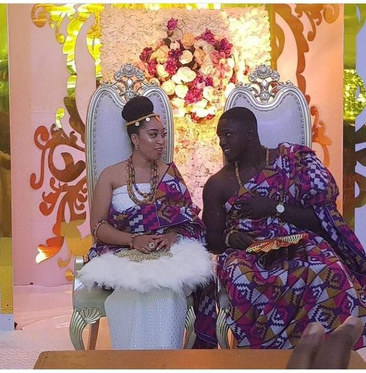 Chris Oyakhilome's daughter Traditional wedding