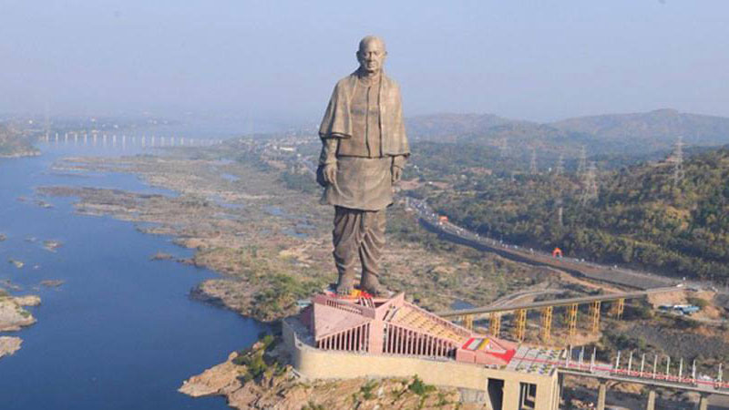 world's tallest statue