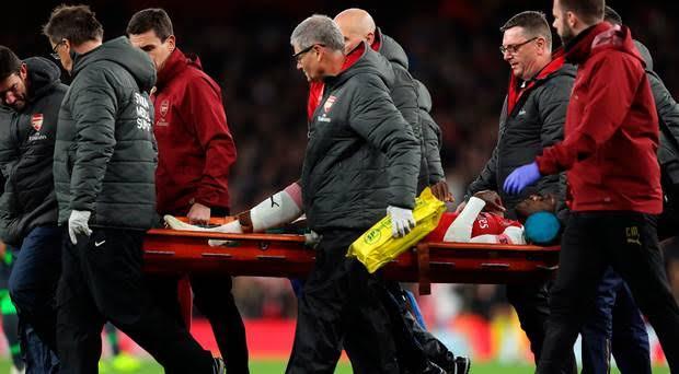 Danny Welbeck Injury