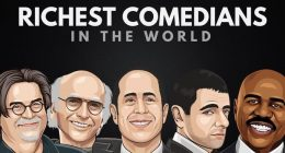Richest Comedians
