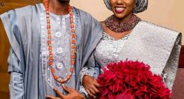 yoruba traditional wedding attire