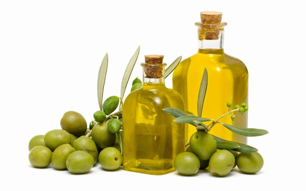 Types of Olive Oil