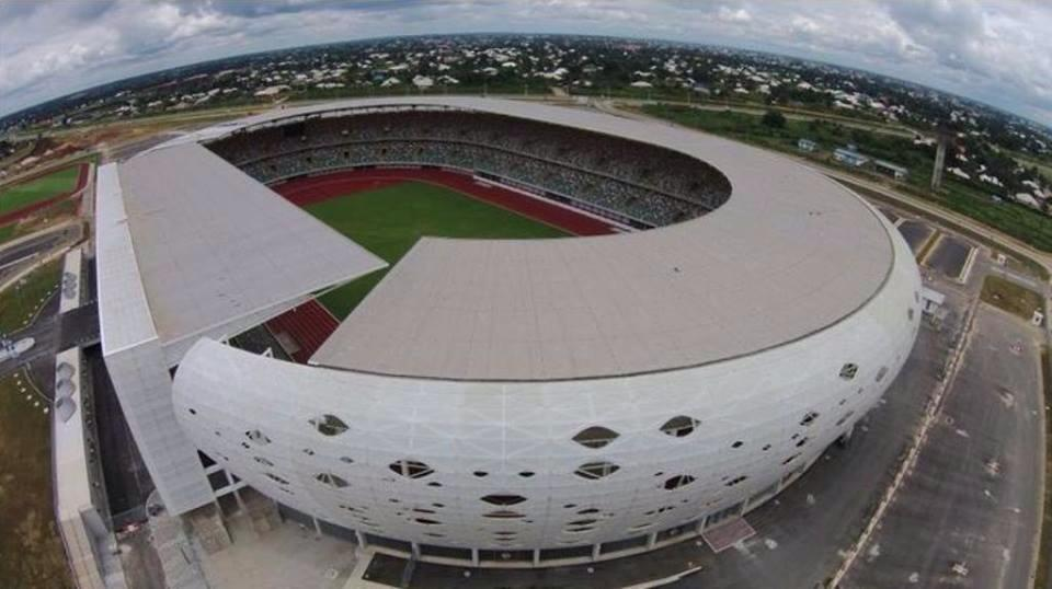 best football stadium in Nigeria