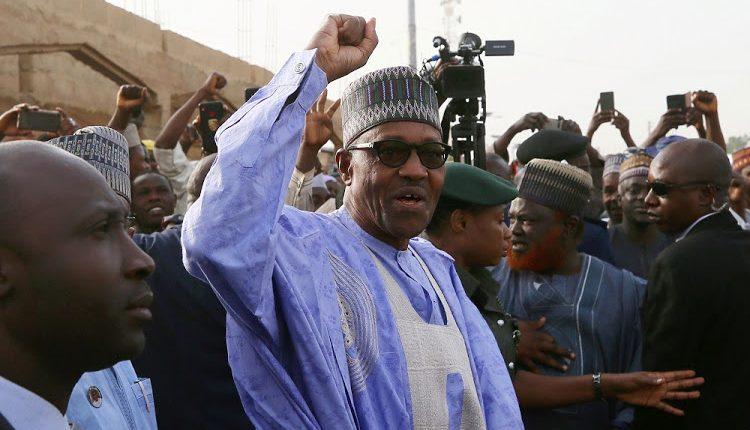 President Buhari winner of the 2019 election